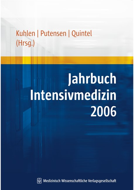 Jahrbuch Intensivmedizin 2006
