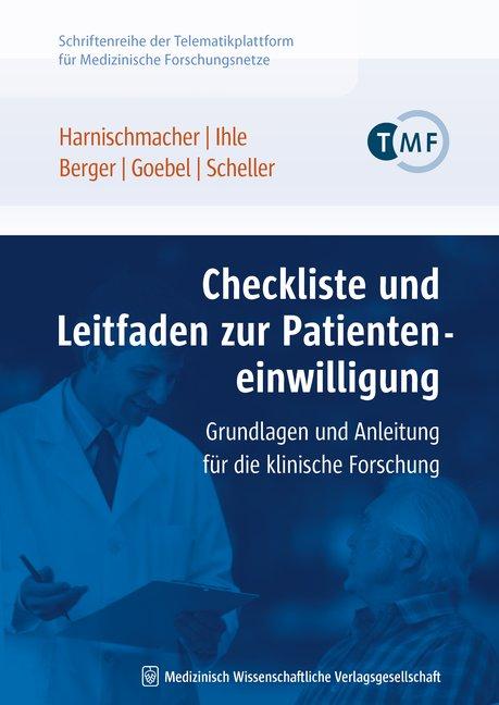Checkliste und Leitfaden zur Patienteneinwilligung