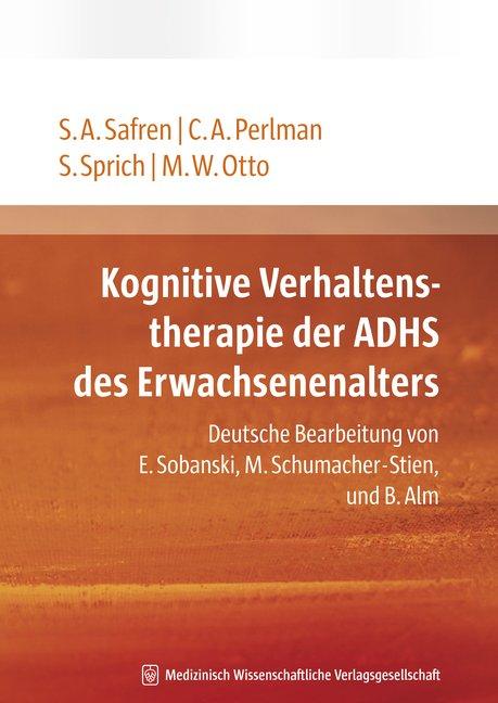 Kognitive Verhaltenstherapie der ADHS des Erwachsenenalters ...
