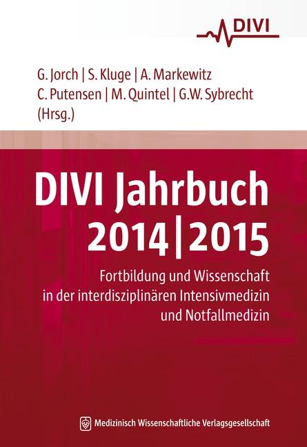DIVI Jahrbuch 2014/2015