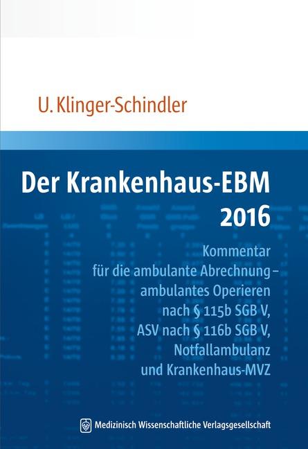 Der Krankenhaus-EBM 2016