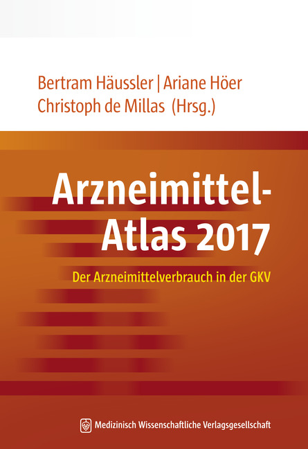 Arzneimittel-Atlas 2017