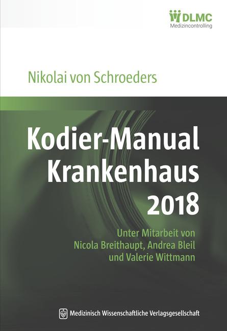 Kodier-Manual Krankenhaus 2018