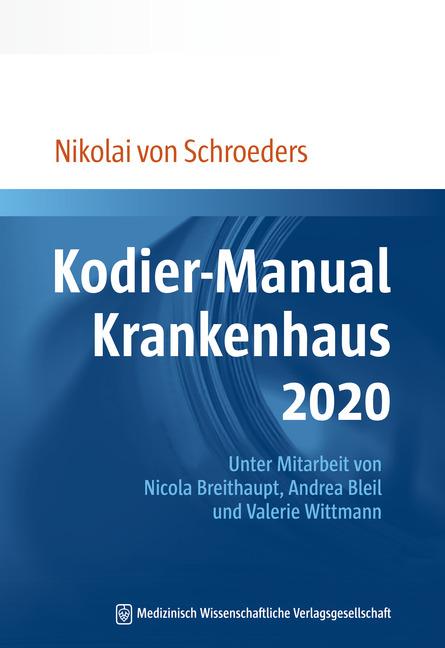 Kodier-Manual Krankenhaus 2020