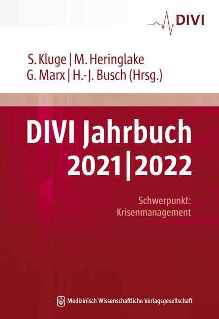 DIVI Jahrbuch 2021/2022